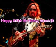 Happy 65th Birthday, Ace