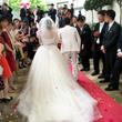 結婚式終わりました!