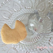 手作りのクッキー型♡