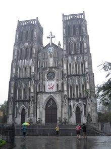 ベトナム ハノイ 大教会