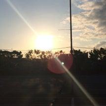 南町田の朝日
