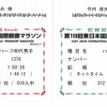 東日本国際親善ハーフ…