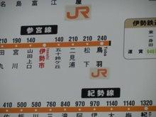 伊勢市駅運賃表