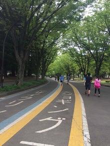 駒沢公園ジョグ1