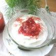 露地物の苺&ポトス