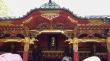 160501_11時13分 根津神社の本殿