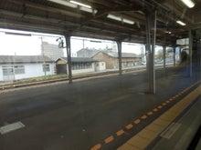 伊勢市駅を出発