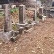 熊本 米良家の墓 震…