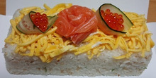 280503cook cielbleuケーキ寿司