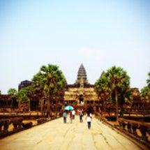 タイ・カンボジア旅行…