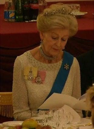 アレクサンドラ王女 キンペーさん