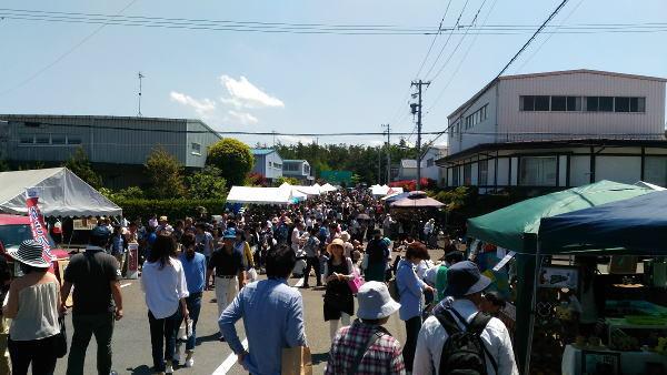 土岐の陶器祭り