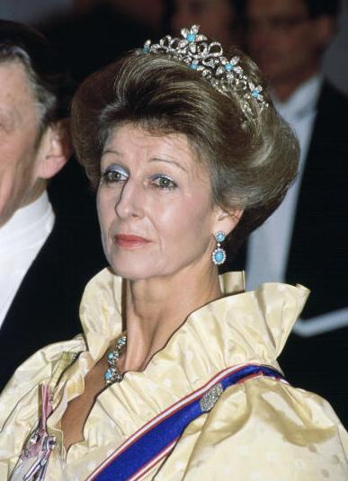 アレクサンドラ王女 The Ogilvy Tiara