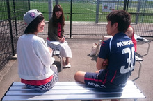 最後に登場豊川選手