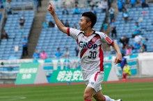 豊川選手ゴール