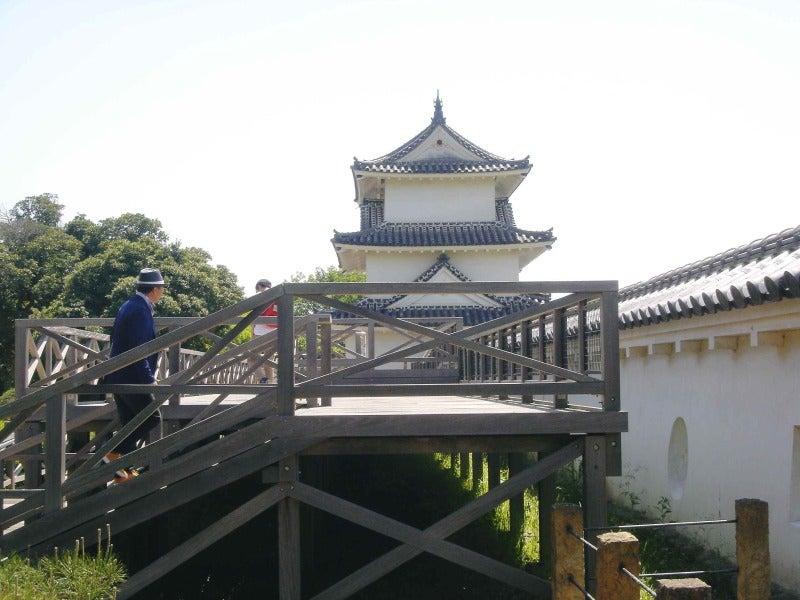 巽櫓の展望台