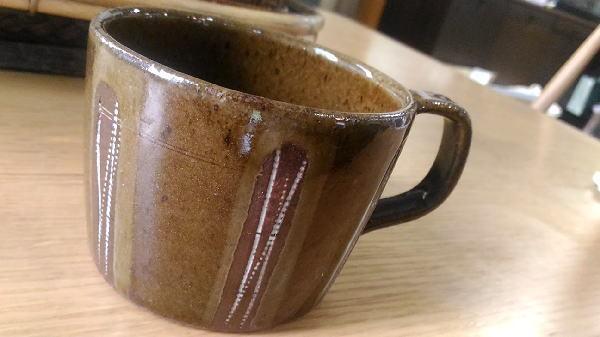 今回買ってきたマグカップ(スープマグ)