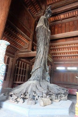 ベトナム バイディン寺