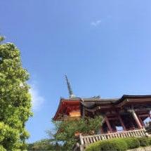 混み混みの京都