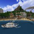 『マイクラリゾー島』…