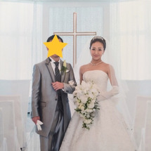 結婚式の写真が出来上…