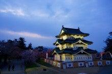 弘前城ライトアップ#2