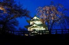弘前城ライトアップ#3