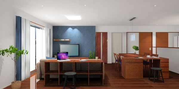 家具を壁にくっつけない提案!家具配置の新常識