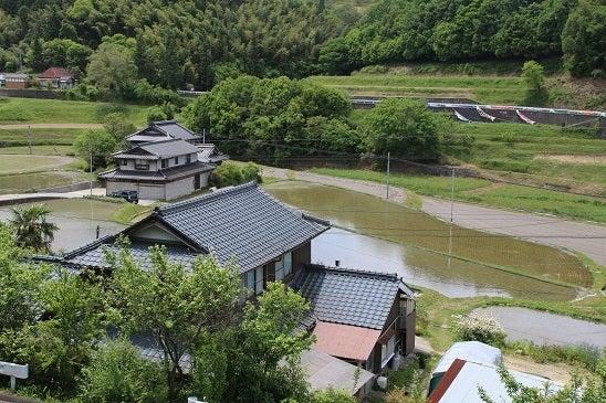 綾川町・田植え風景