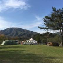 GW中蒜山キャンプレ…