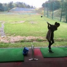 ゴルフはむつかしい。