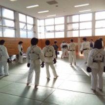 土曜日の練習!