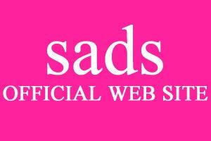(バナー) sads OFFICIAL WEB SITE