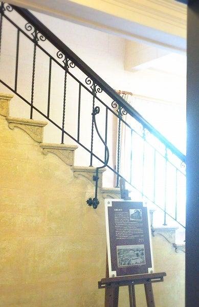 ベーリックホール階段