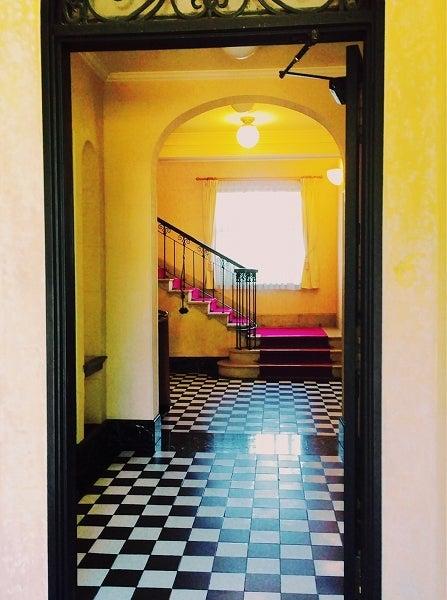 ベーリックホール入口