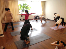 アシュタンガヨガ特別5days マイソールクラス アナオヨウコ 京都ヨガ・IYC京都