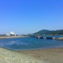 近所の景色☆ 徳島…