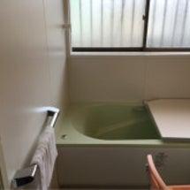桐生市新里町で浴室の…