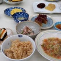 5月の正食料理 研究…