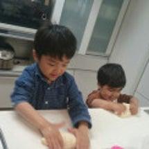 弟君のパンデビュー