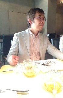 戸田さんのお茶会