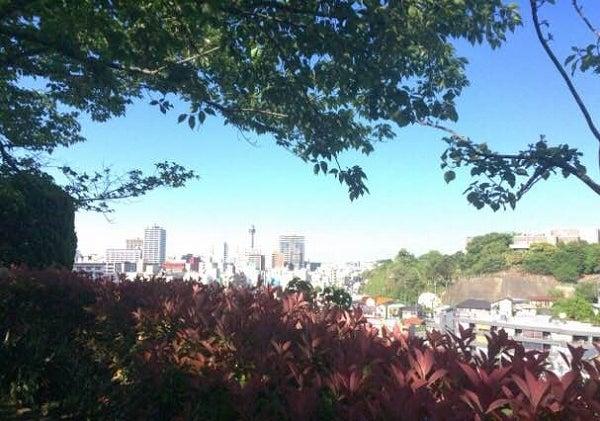 ブラフ18番館からの景色