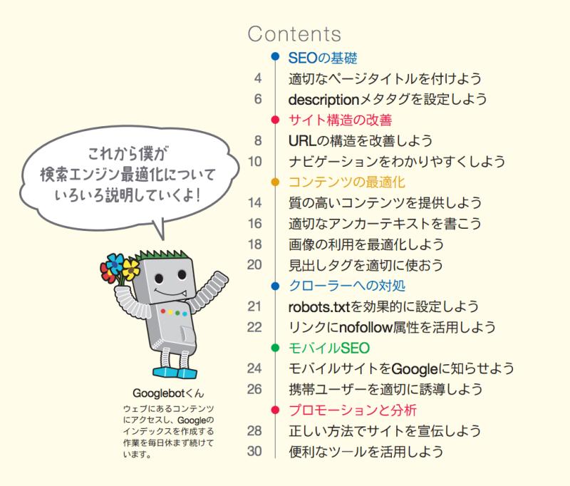 Googlebotくん