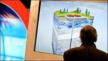 1万mボーリング給水で地震が起こる
