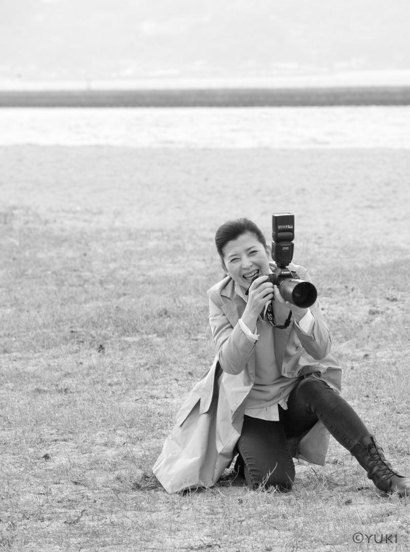 写真家 中野貴子