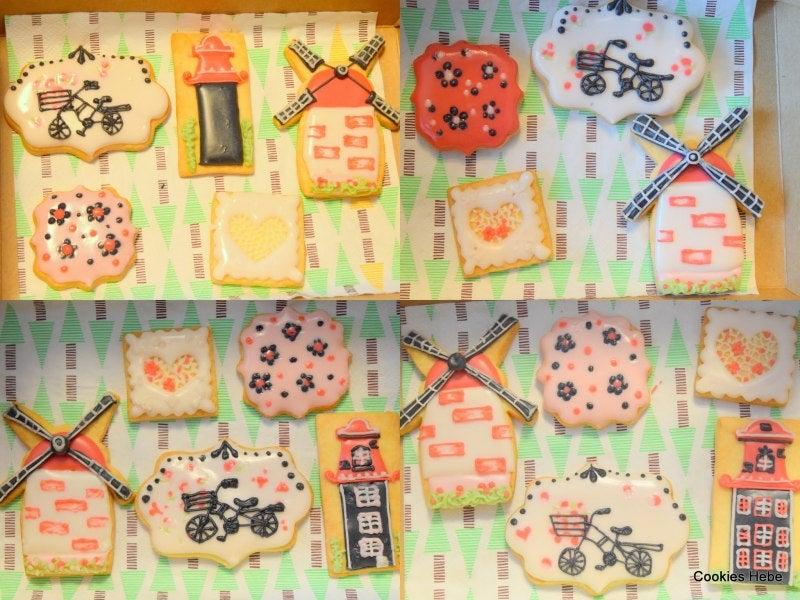 東京 レッスン アイシングクッキー icing cookies デコレーション ハロウィン かわいい パティシエ プロ レベル高い 技術 講師