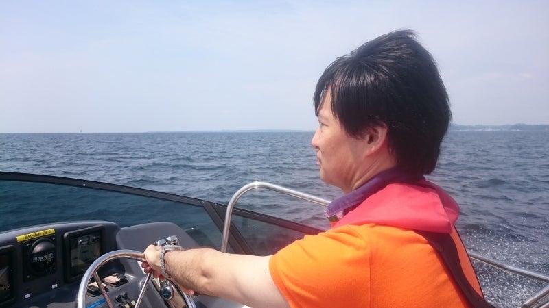 小型延泊免許取得後の操船練習クルージング