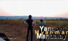 Myanmar,Yangon,Mandalay,Travel,trip,night,girl