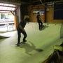 スケートボードのデッ…