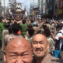 三社祭!!